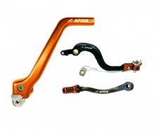 New Apico KTM SX 85 03-17 Kickstart Rear Brake Gear Lever Pedal Combo Orange
